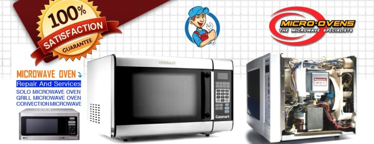 Microwave Oven Repair in Noida