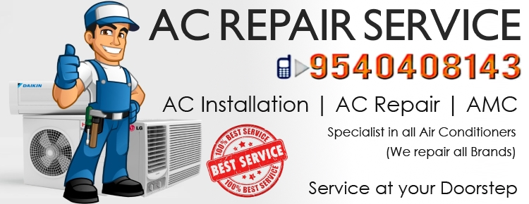 ac repair service in noida