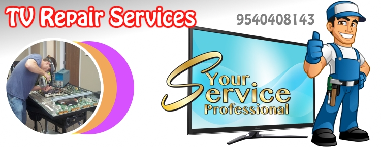 tv repair in noida